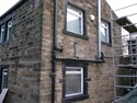 leeds pointing repointing a a stone property in gomersal near batley