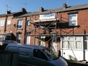 the repointing of a brick property in morley  all work carried out by leeds pointing.com