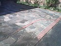 Driveway high pressure cleaning, Leigh-On-Sea.