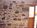 barn conversion; interior point; lime mortar
