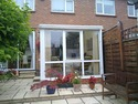 Replace conservatory roof window panels