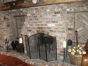 fireplaces,designed & built,from adam style to inglenook ,we built this one in 1999