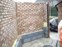 Internal angled corner