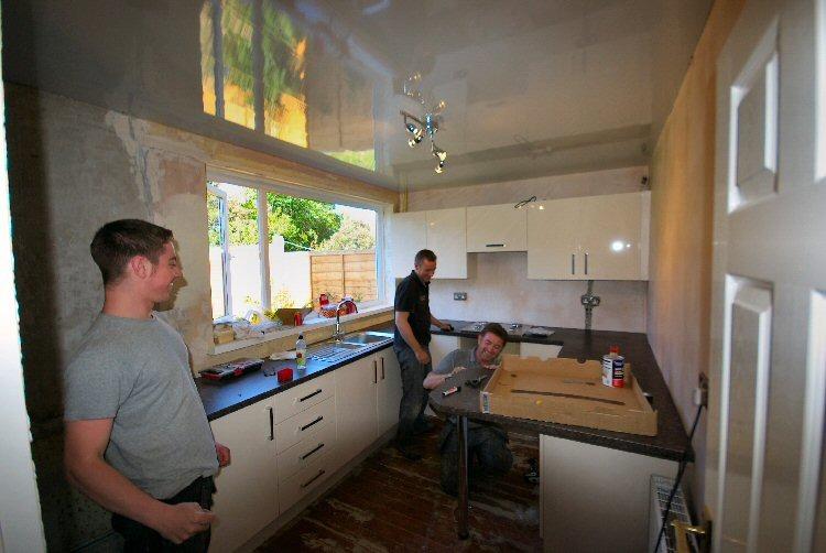 Grand designs bathrooms kitchens 100 feedback for Kitchen design jobs newcastle