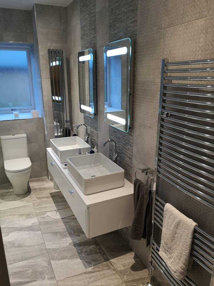 Bathroom Fitters Glasgow >> Lena Building Ltd: 75% Feedback, Bathroom Fitter, Tiler, Plasterer in Glasgow