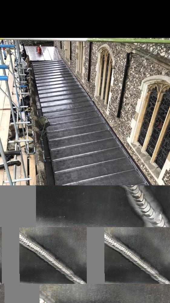 Silk Leadwork Flat Roofer Pitched Roofer In Bourne End