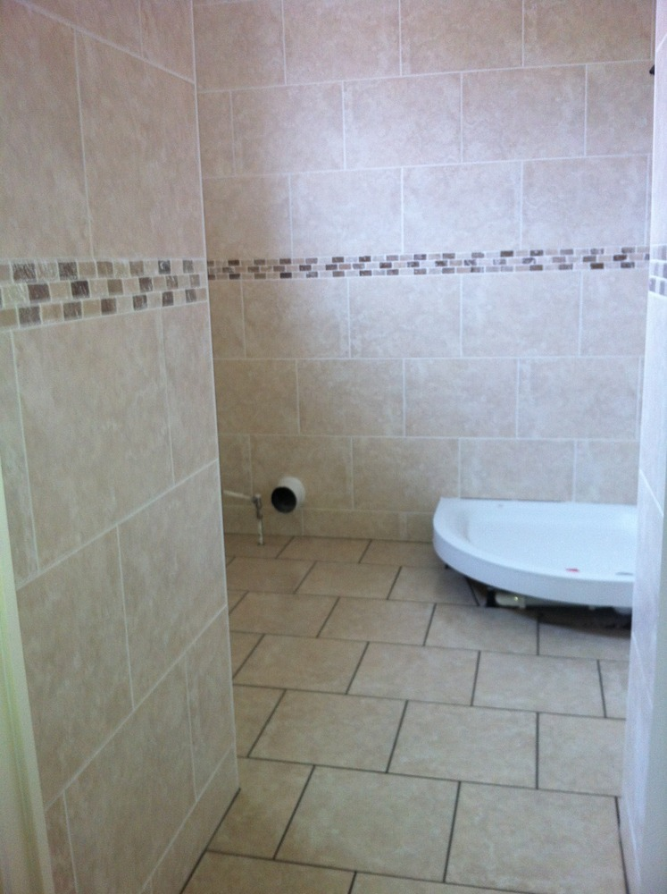 Perfect Bathroom Tiles Mosaic Border Tile Time Nz Ltd  Gallery
