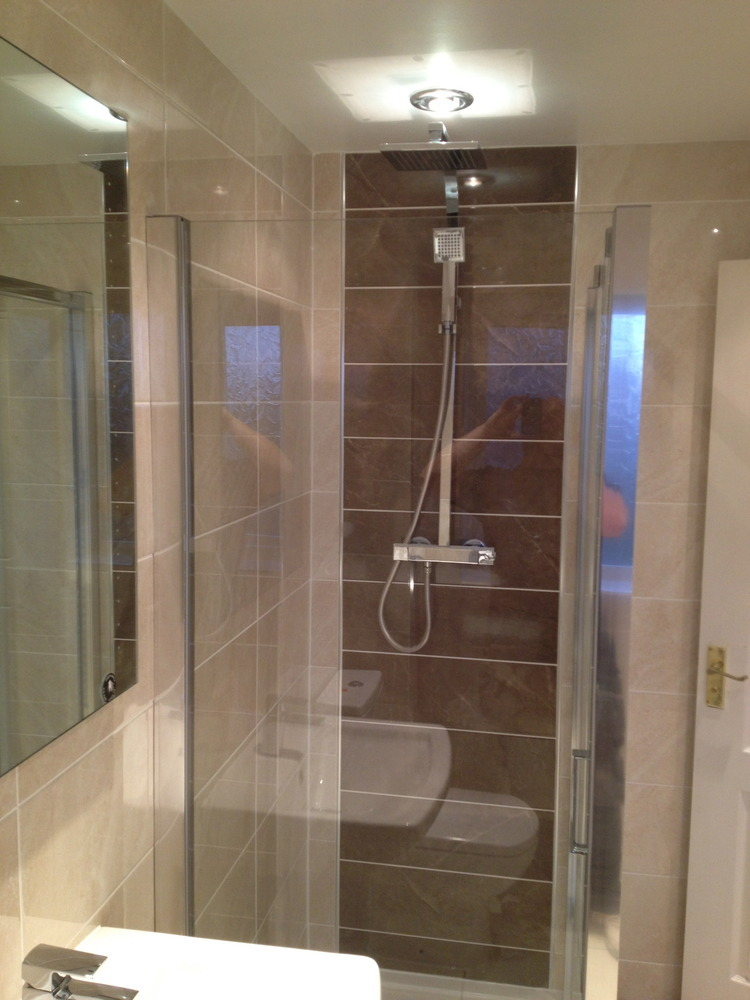 S a contractors 100 feedback bathroom fitter in derby for Bathroom design qualification