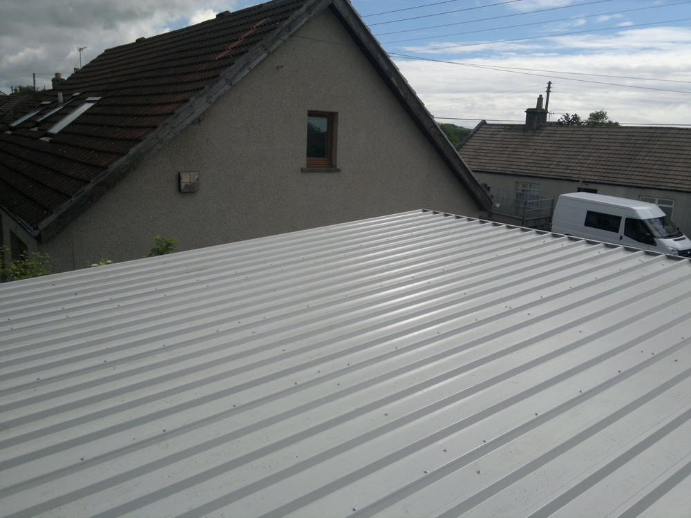 Murray Roofing Fife Ltd 100 Feedback Flat Roofer In
