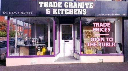 Trade granite kitchens 100 feedback stonemason for Bathroom design blackpool