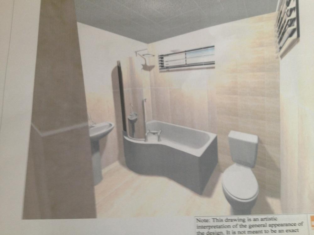 Bathroom And Part Refit Bathroom Fitting Job In Durham County Durham Mybuilder