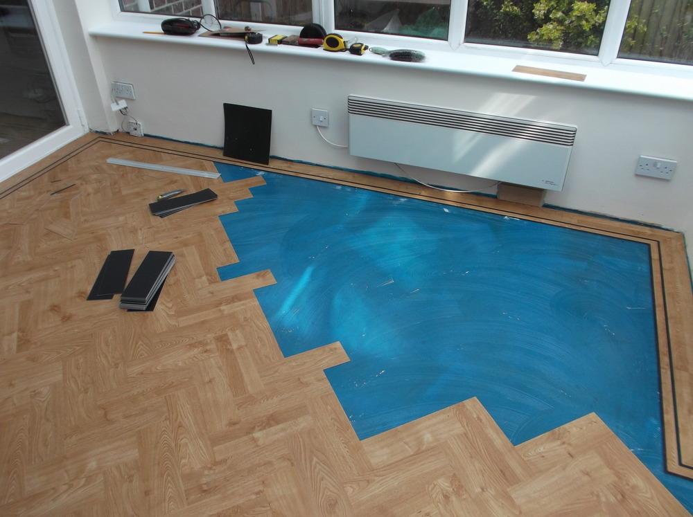 Clive Paul Kiberd Feedback Carpet Fitter Flooring