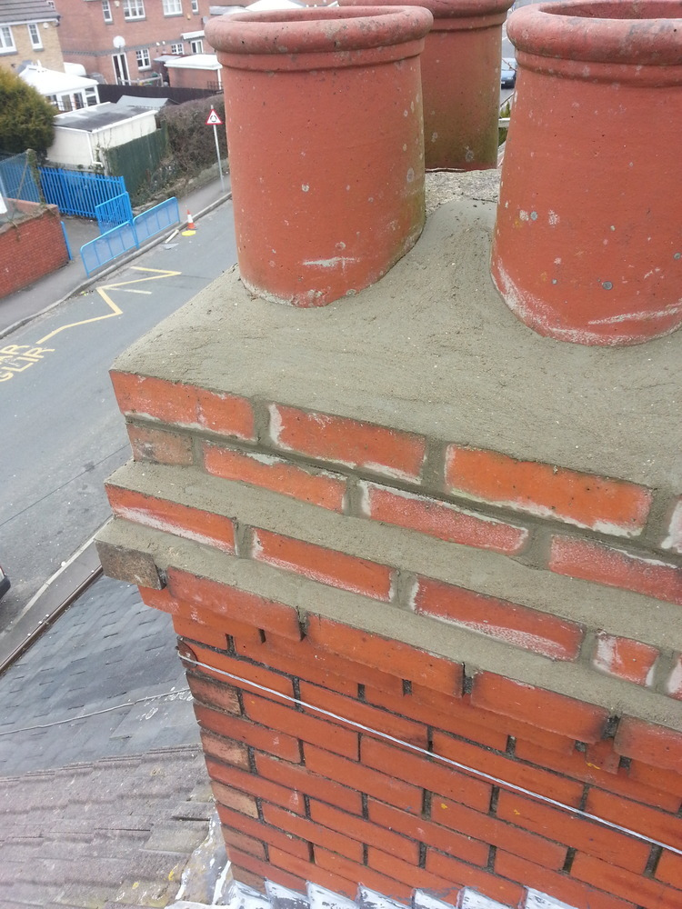 D Saunders Roofing And Building 96 Feedback Pitched
