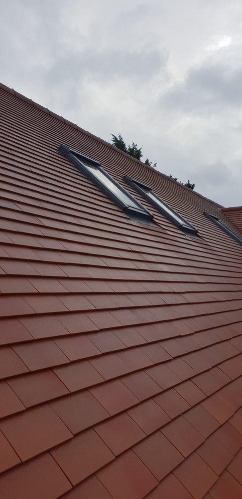 Mintern Roofing Ltd: 100% Feedback, Pitched Roofer, Flat Roofer