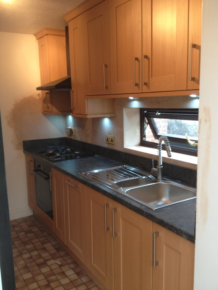 TKF 100 Feedback Kitchen Fitter in Manchester
