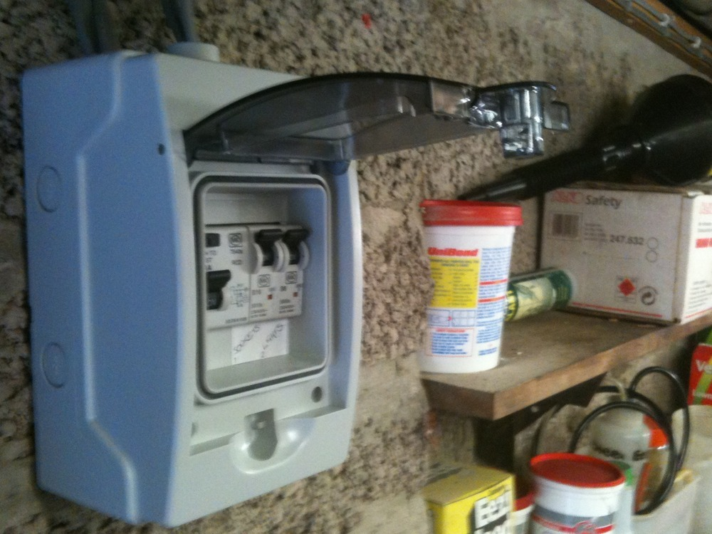 Garage Fuse Box Wiring Diagram : Garage fuse box wiring diagram images