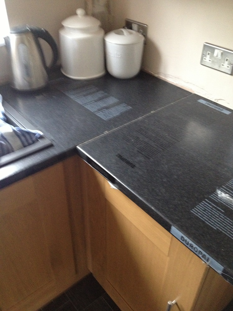 Kitchen Worktops And Up Stands Kitchen Fitting Job In Worcester Worcestershire Mybuilder