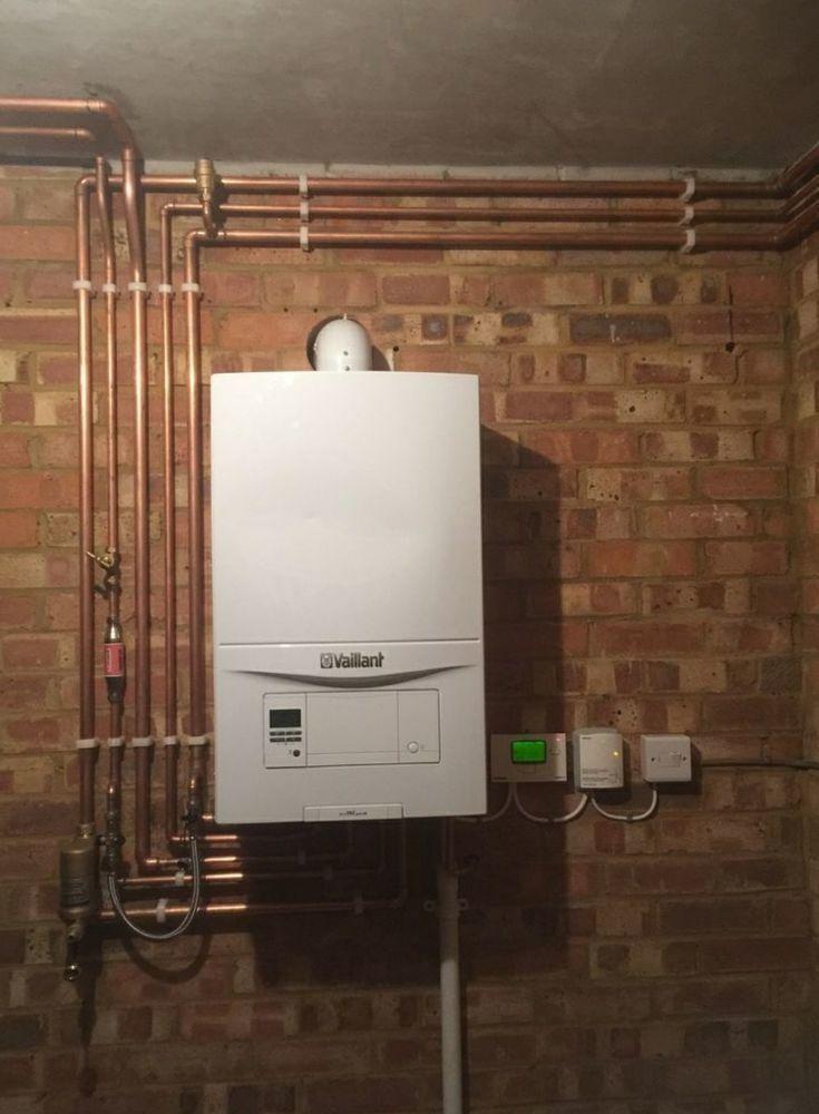 Chris Foster 100 Feedback Heating Engineer Gas