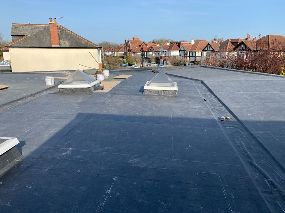 Sms Roofing 100 Feedback Pitched Roofer Flat Roofer