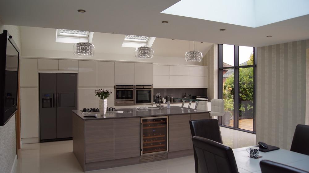 Beech construction partnership ltd 100 feedback loft for Home design extension ideas