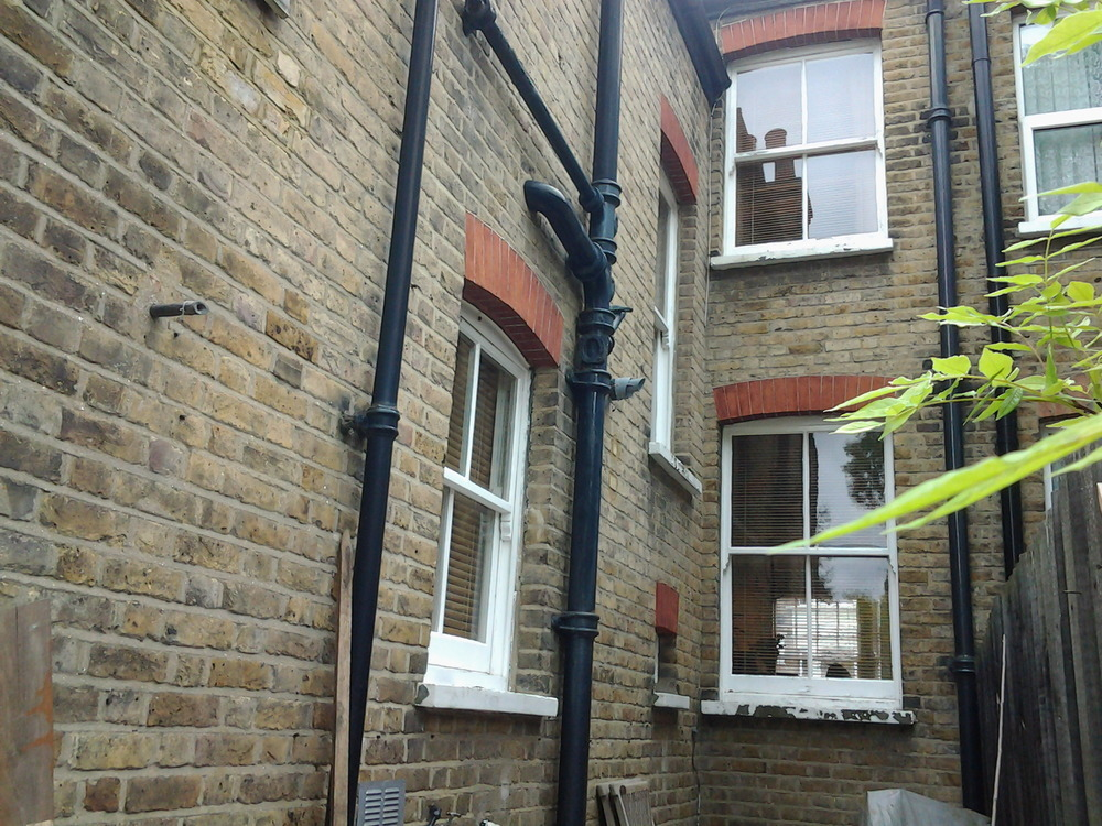 Exterior House Painting Cost London