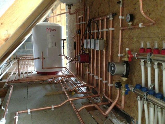 George Ashwell Plumbing Amp Heating 100 Feedback Heating
