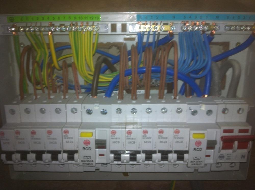 Sk Electrical Services  Uk  Ltd  99  Feedback  Electrician In Mottingham