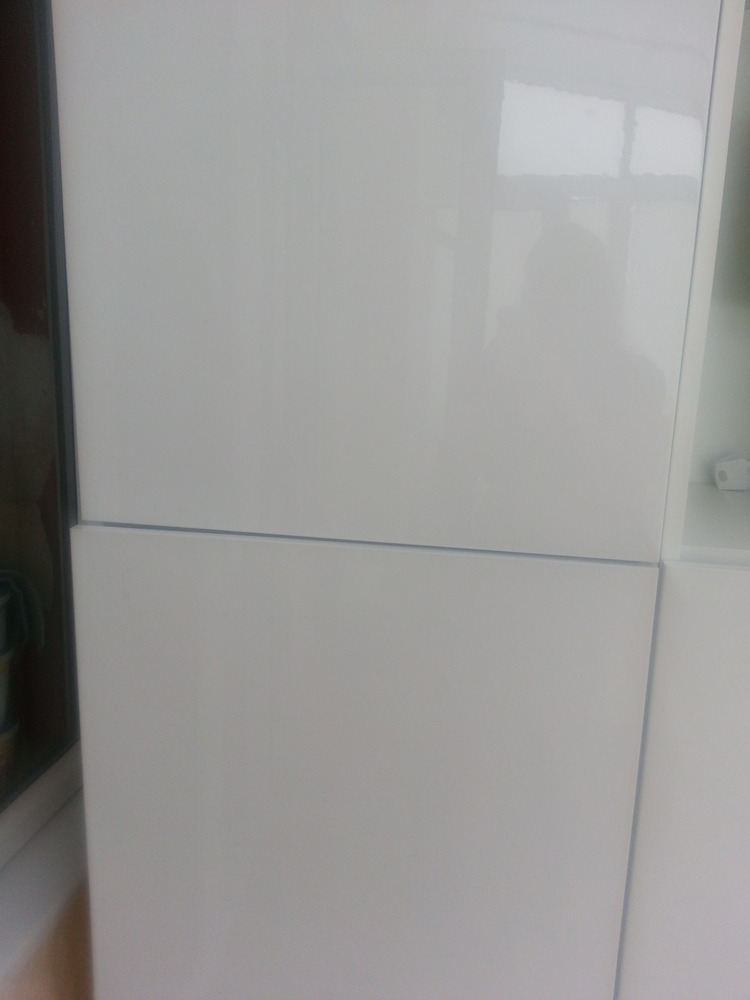 Build Cabinet Around Stacked Washer Tumble Dryer Joinery
