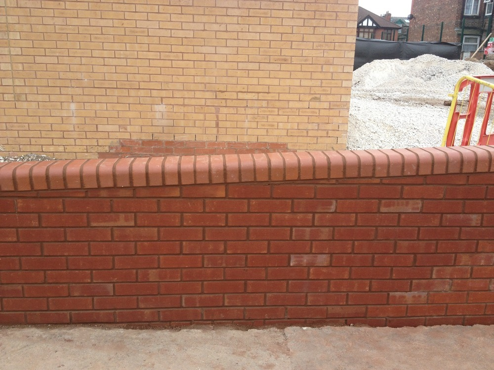 Lennon Construction 100 Feedback Bricklayer In Manchester