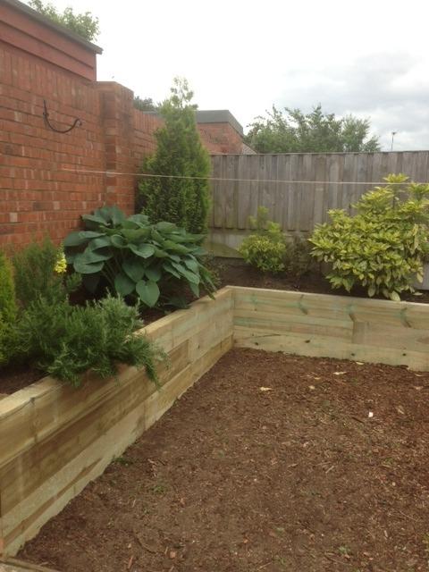 Garden Landscaping Wakefield : Designs feedback landscape gardener in wakefield