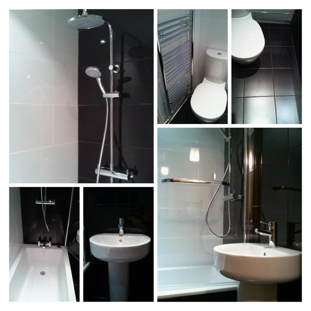 Rothwell james 96 feedback bathroom fitter kitchen for Bathroom refitters