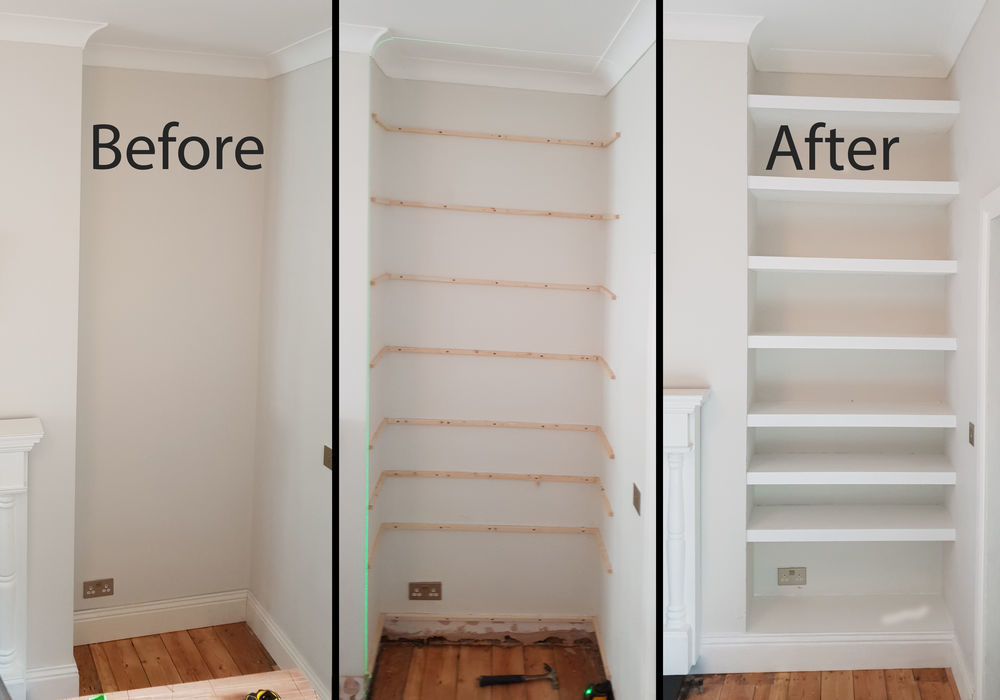 Fitted Wardrobes London 95 Feedback Carpenter Joiner