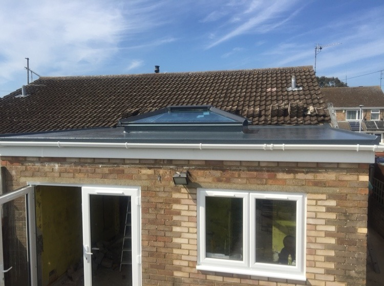 Fibreglass Roof Master 100 Feedback Extension Builder