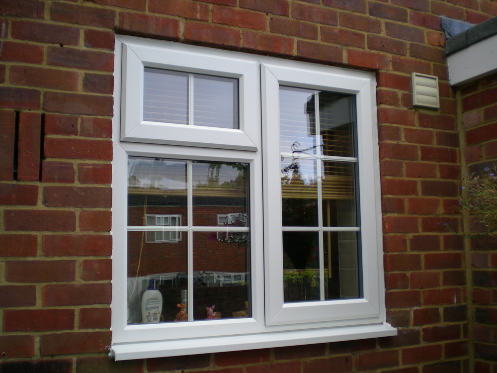 Rock solid doors 100 feedback window fitter in st albans for Upvc window designs