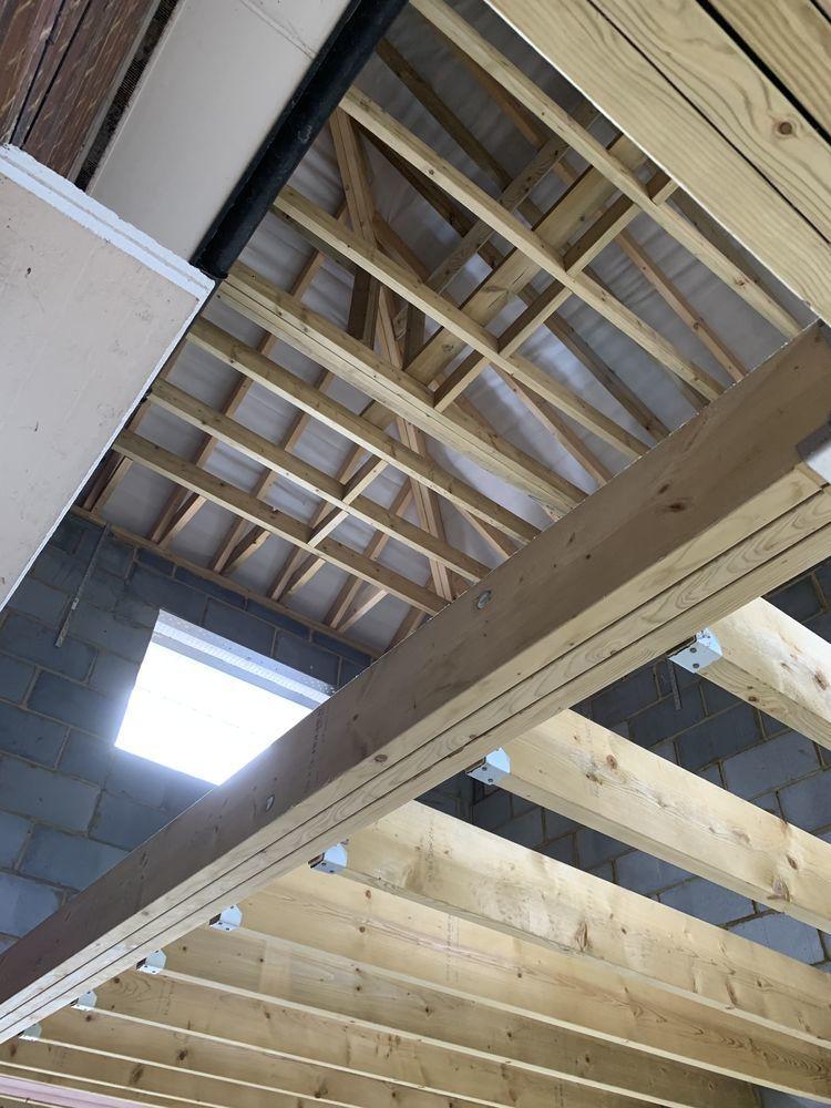 Ian Latimer 100 Feedback Pitched Roofer Flat Roofer