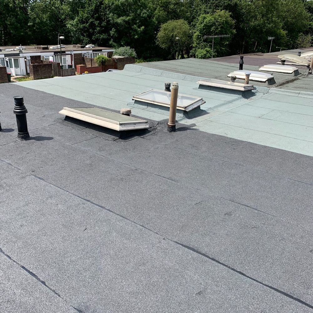 Storm Roofing: Flat Roofer in Crawley