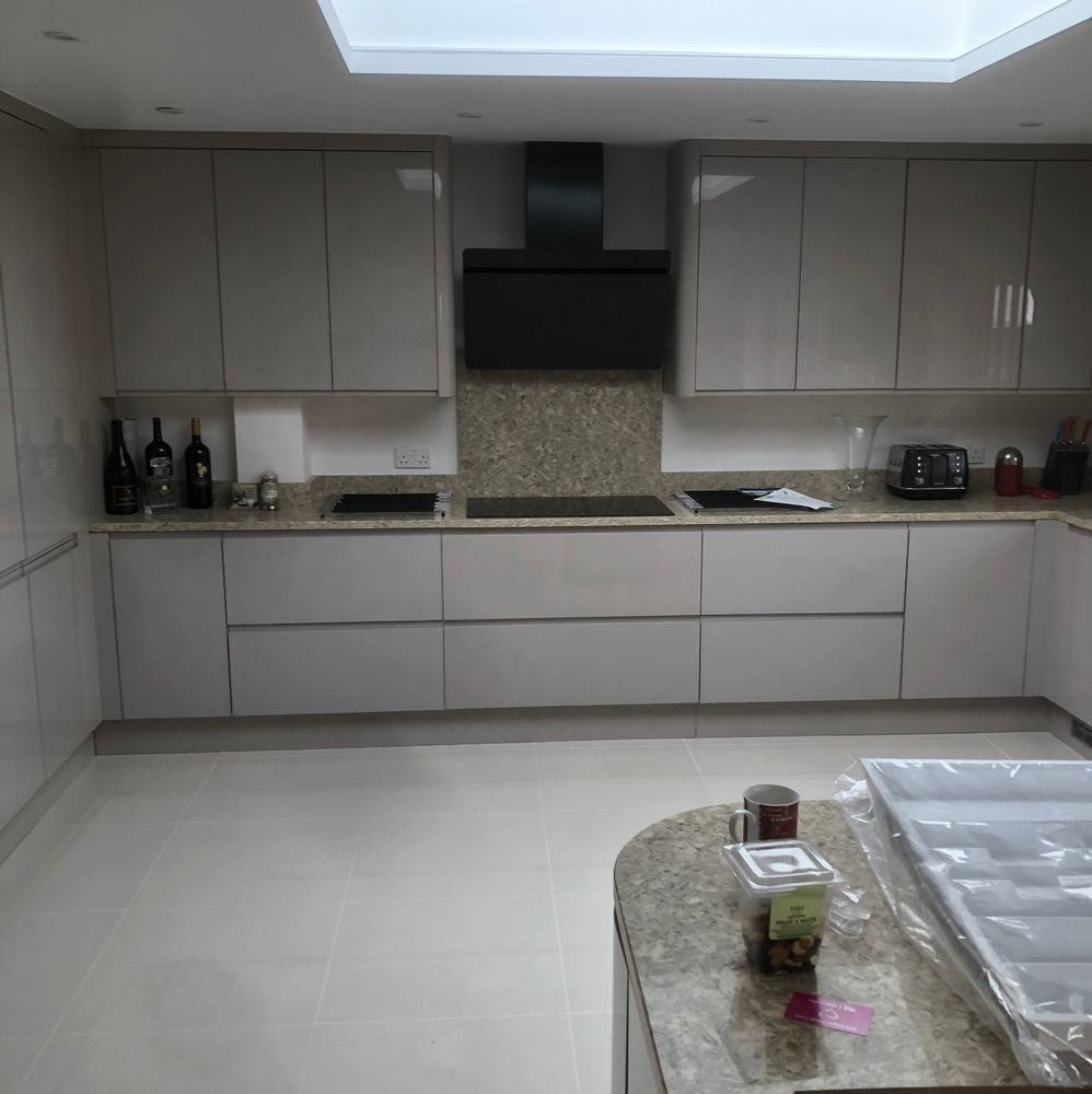 Lambro Interiors Ltd  100  Feedback  Kitchen Fitter