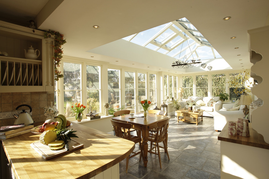 Form construction ltd 100 feedback extension builder for Orangery kitchen