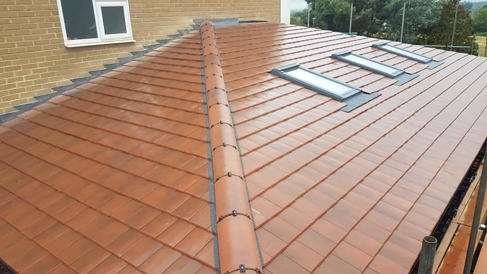 A T Roofing Services 100 Feedback Pitched Roofer Flat