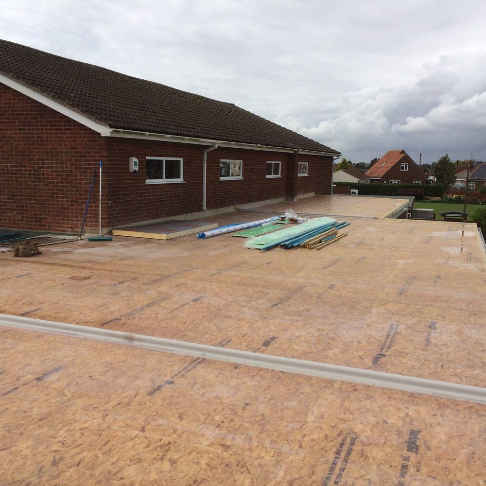 Advanced Roofing Lincolnshire Ltd 100 Feedback Flat