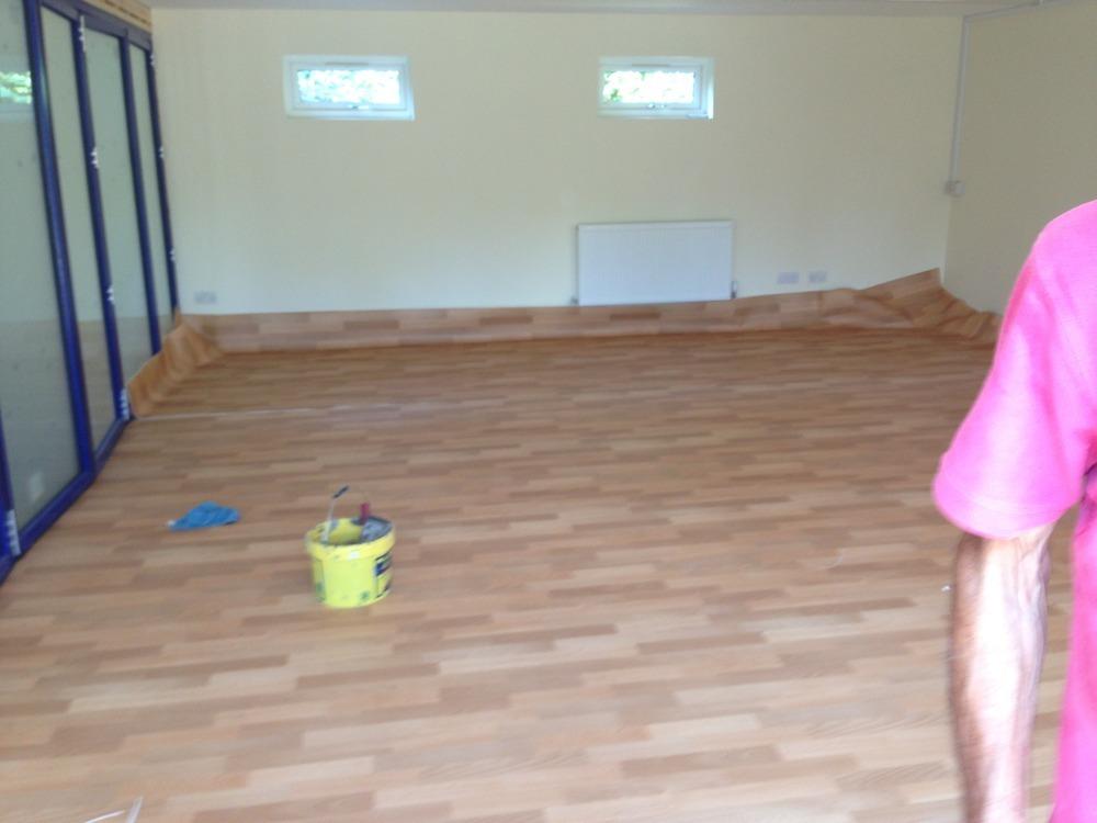 Clive Paul Kiberd 97 Feedback Carpet Fitter Flooring