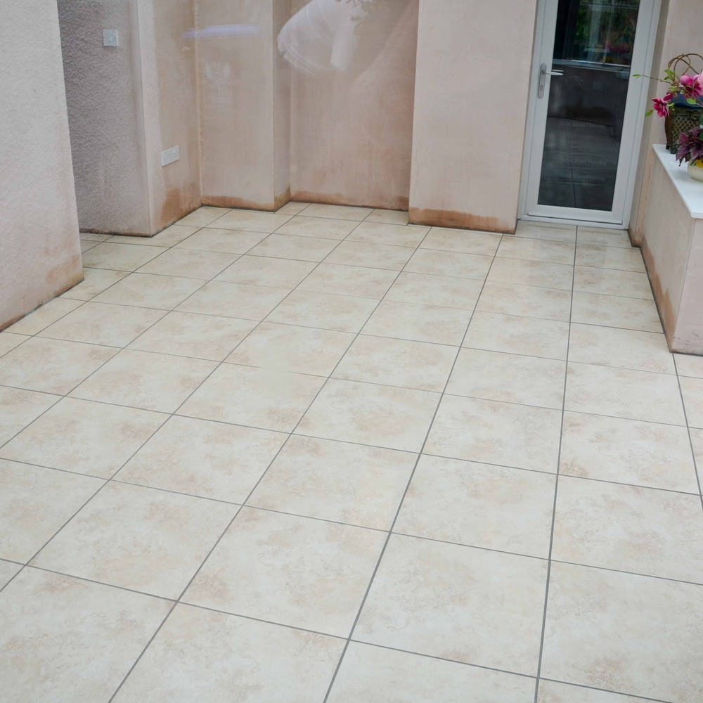 Tiles for conservatory floors tile design ideas silverfern property maintenance 100 feedback handyman in kinross floor tiles for kitchens bathrooms hallways conservatories dailygadgetfo Image collections