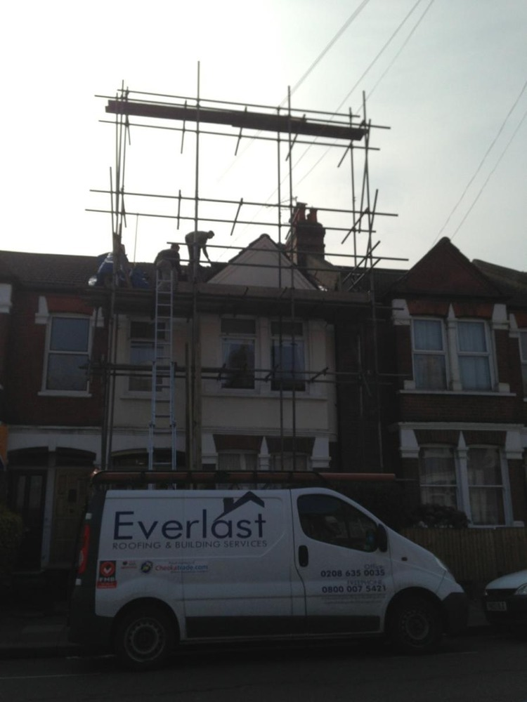 Everlast Roofing And Building Services 100 Feedback
