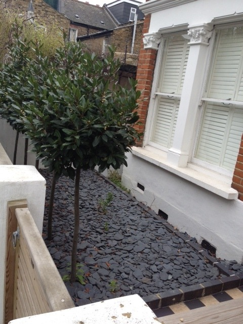 Front Patio - Landscape Gardening Job In Southfields South London - MyBuilder