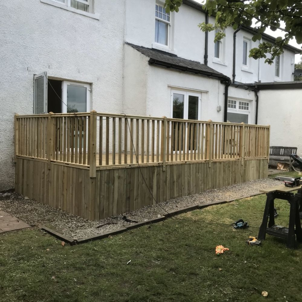 MD JOINERY: Carpenter, Decking Specialist, Bathroom Fitter ...