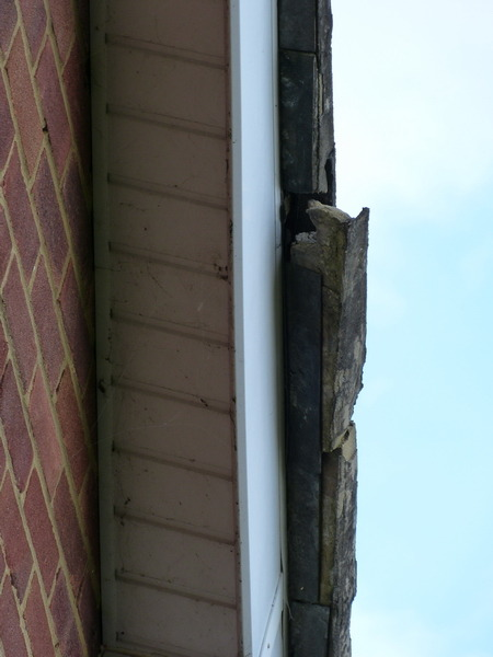 Gas Prices In My Area >> Gable End Bedding Verges and Undercloak - Roofing job in ...
