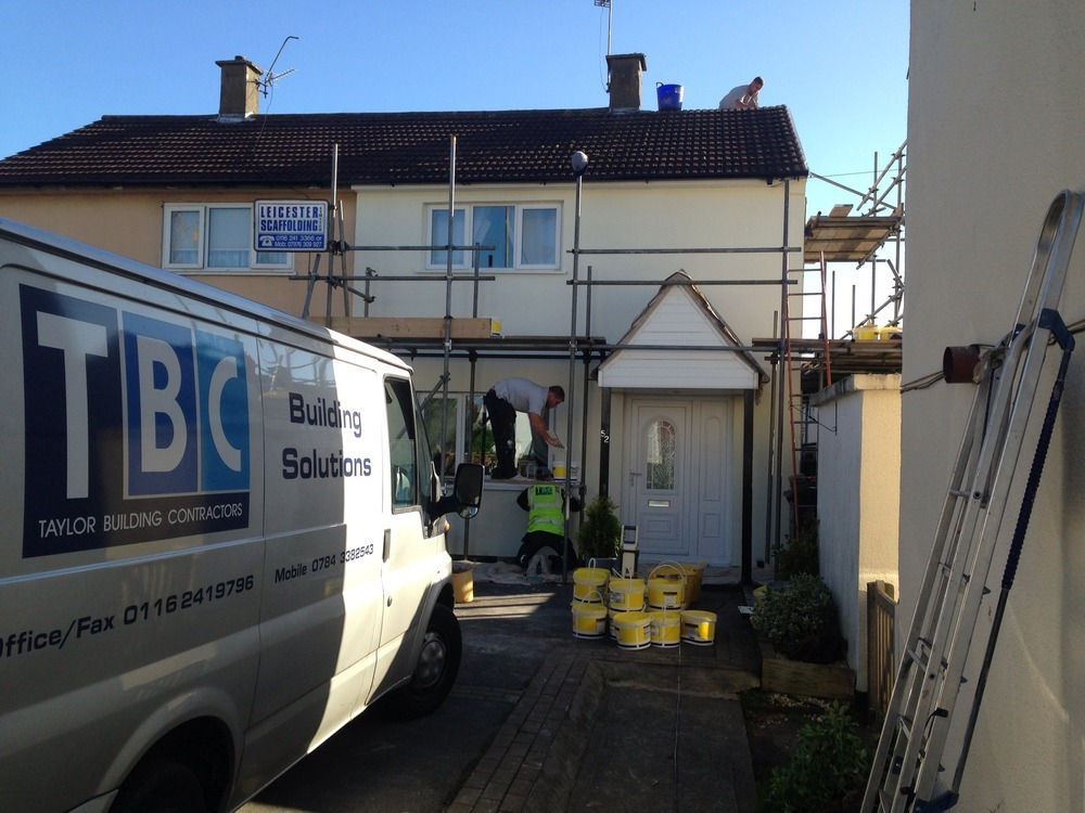 Tbc taylor building contractors 100 feedback new home for New house construction contract