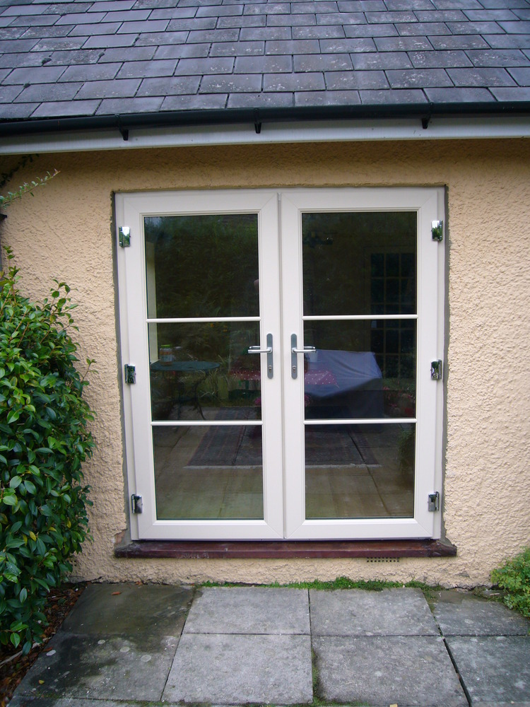 Christopher doel carpentry and joinery 100 feedback for Cream french doors