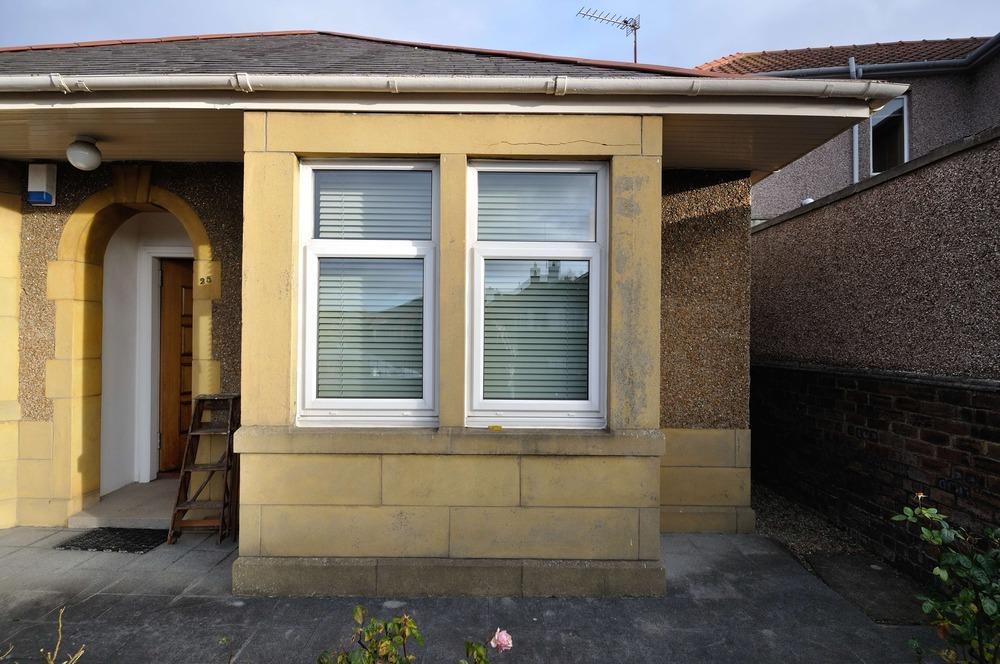Repair Replacement To Lintel Above Window Stonemasonry