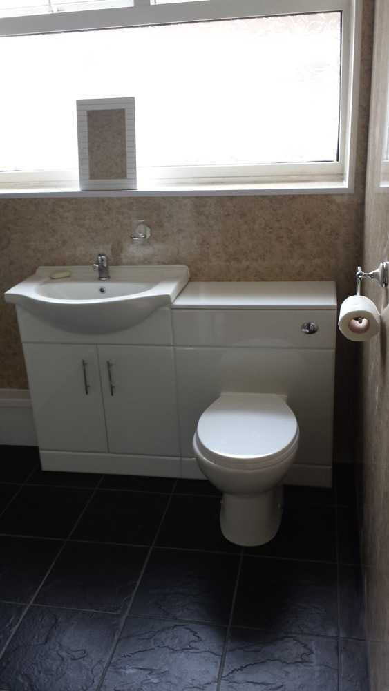 A J L P H 100 Feedback Bathroom Fitter In Mansfield
